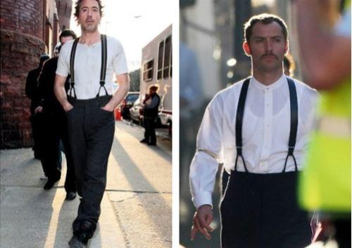 Waarom dragen mensen Bretels?